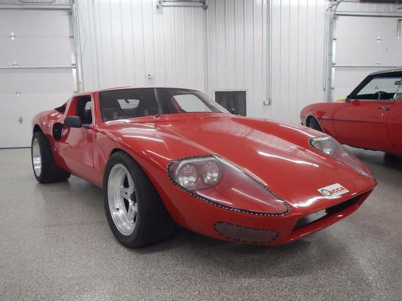1976 KELLISON GT40