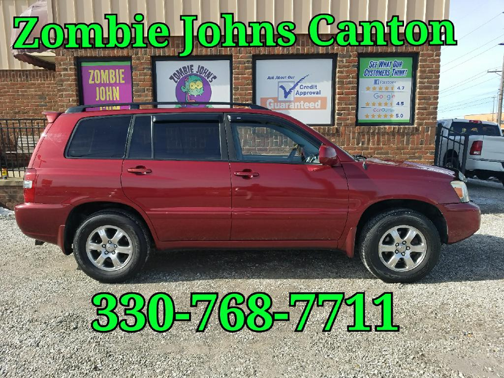 2007 TOYOTA HIGHLANDER JTEHP21A170197669 ZOMBIE JOHN'S