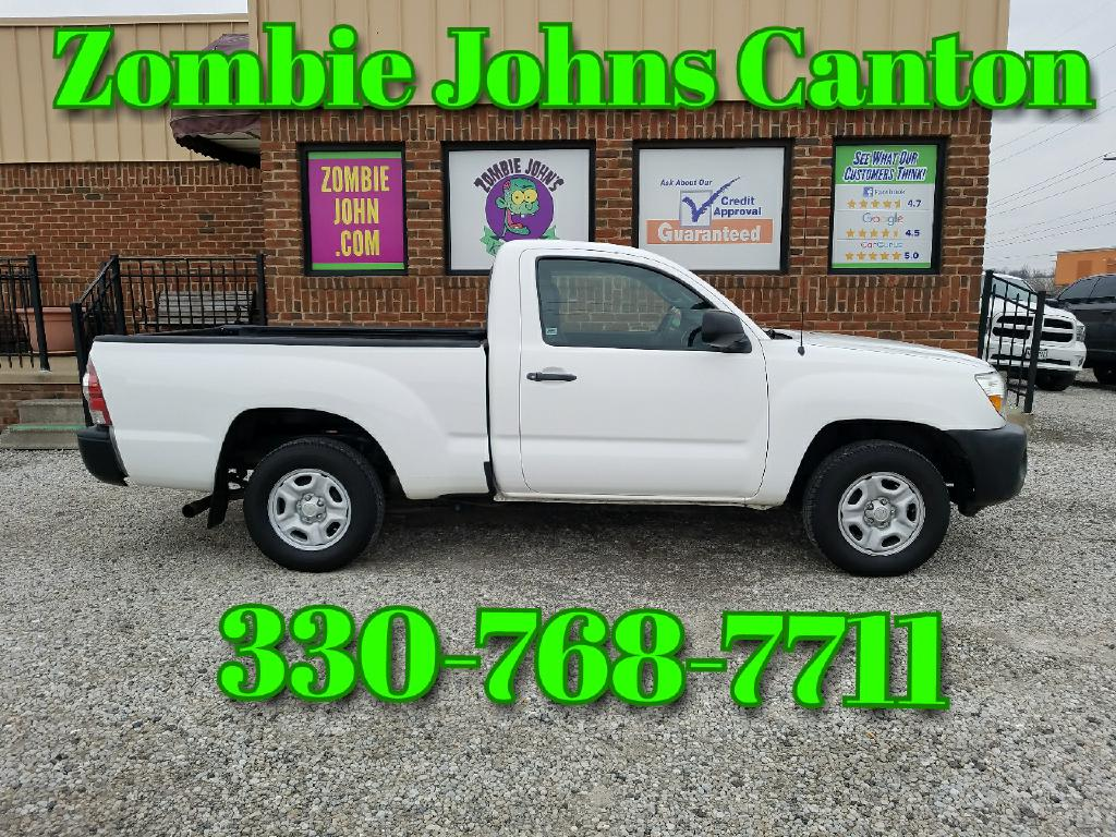 2011 TOYOTA TACOMA for sale in Canton | Zombie Johns | Used Trucks ...