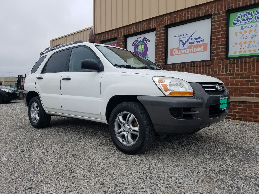 2008 KIA SPORTAGE EX for sale at