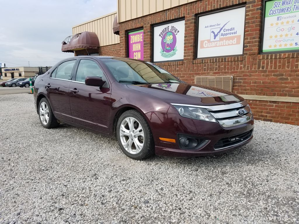 2012 FORD FUSION SE for sale at