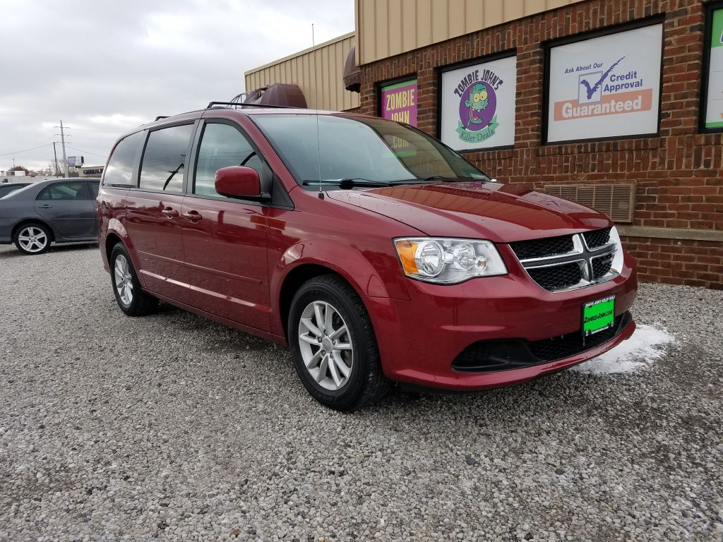 2014 DODGE GRAND CARAVAN SXT for sale at