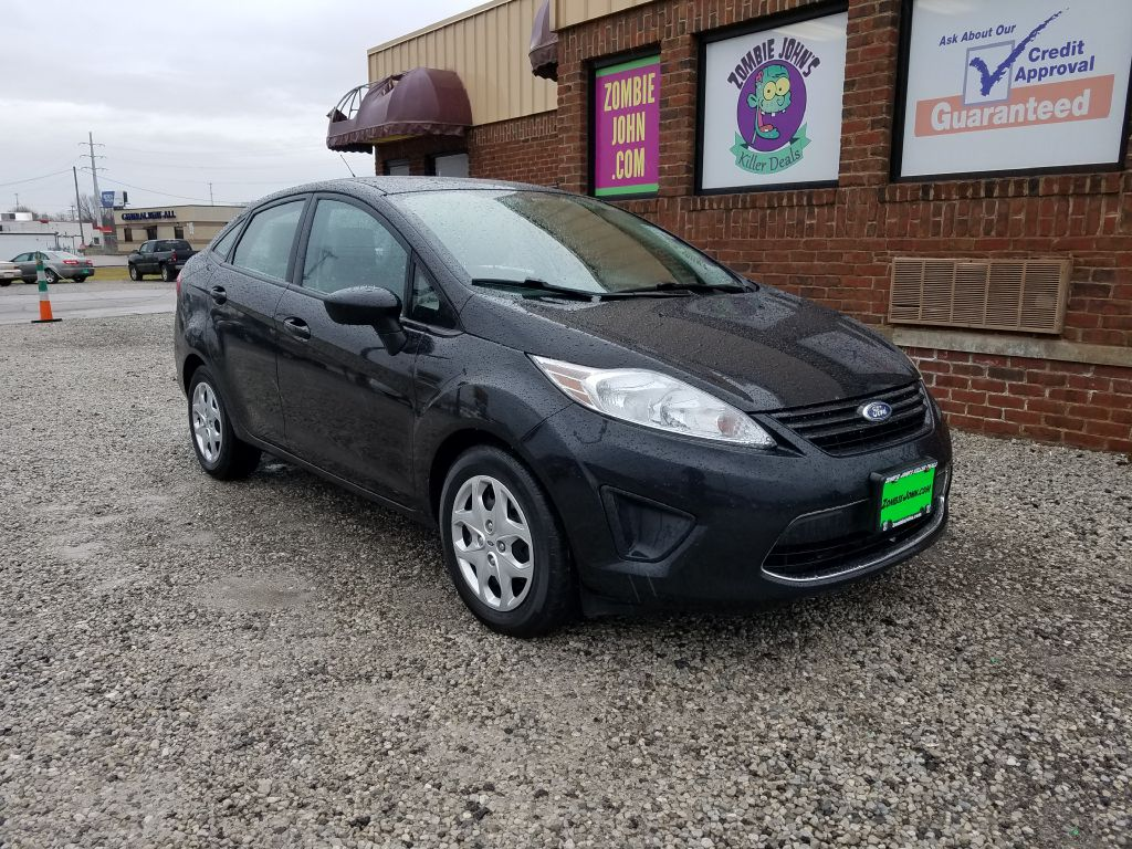 2011 FORD FIESTA S for sale at
