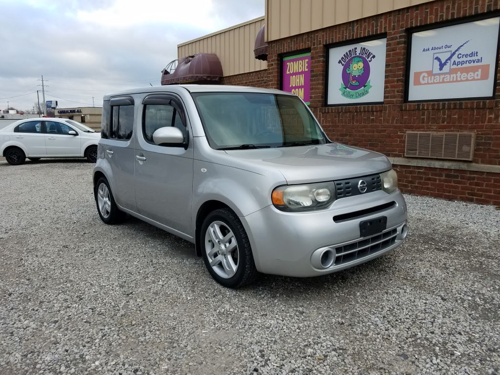 2009 NISSAN CUBE BASE for sale at