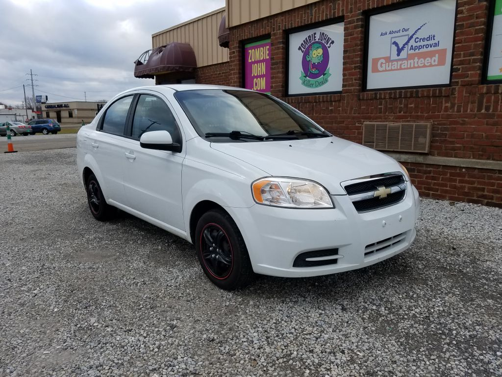 2011 CHEVROLET AVEO LS for sale at