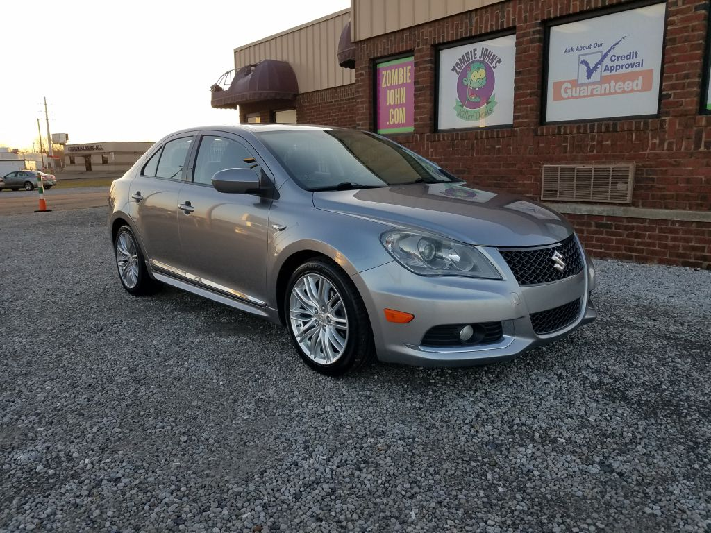 2013 SUZUKI KIZASHI SPORT GTS for sale at