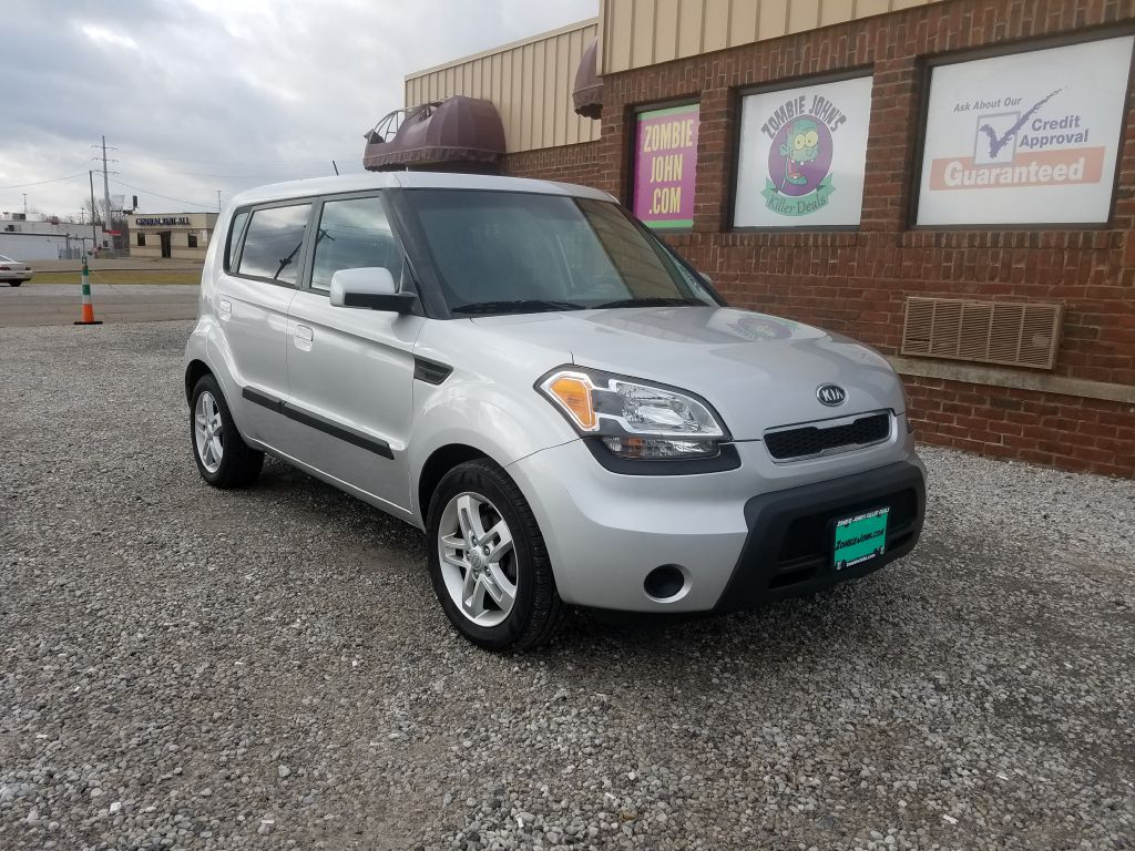 2010 KIA SOUL + for sale at
