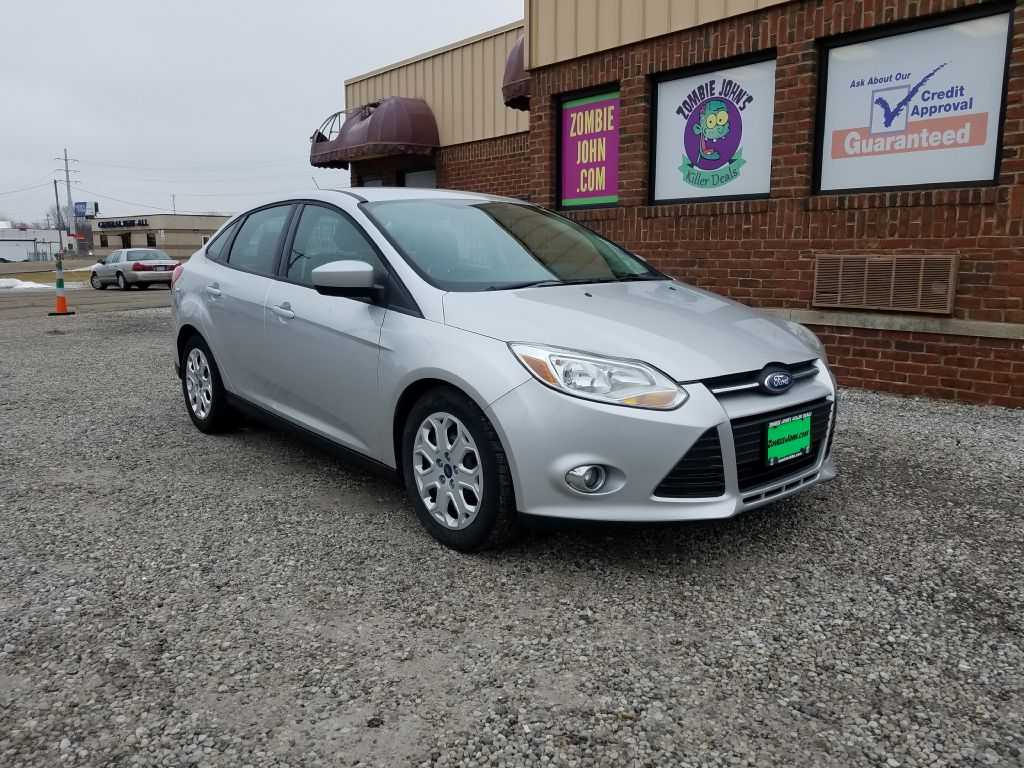 2012 FORD FOCUS SE for sale at
