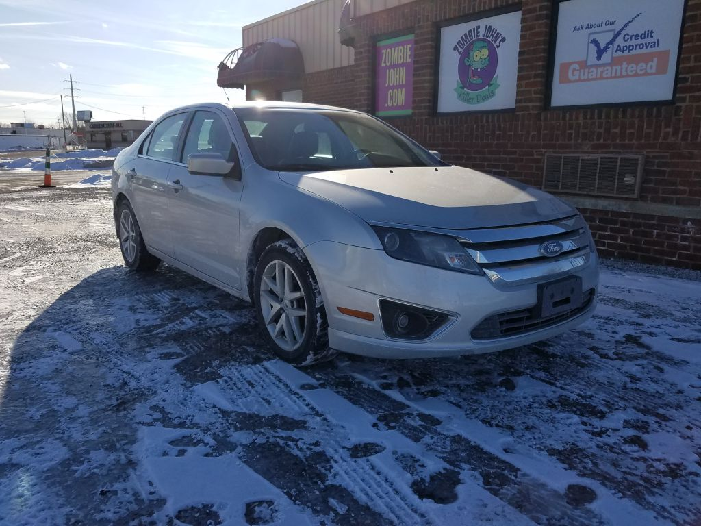 2010 FORD FUSION SEL for sale at