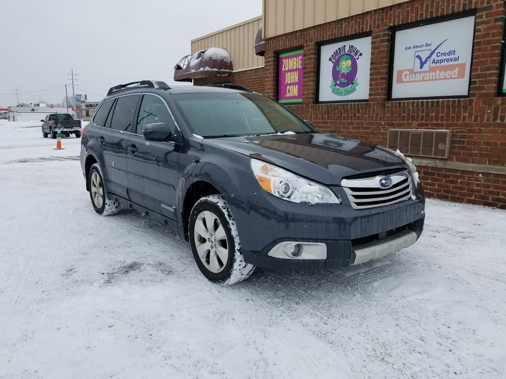 2011 SUBARU OUTBACK 3.6R LIMITED for sale at