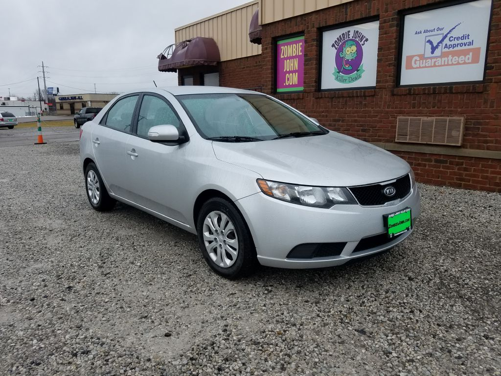 2010 KIA FORTE EX for sale at
