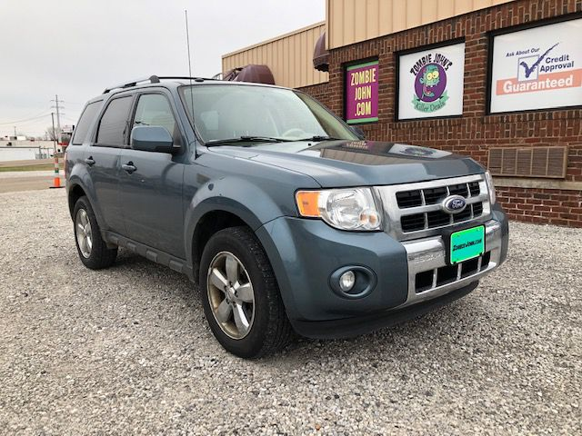 2012 FORD ESCAPE LIMITED for sale at