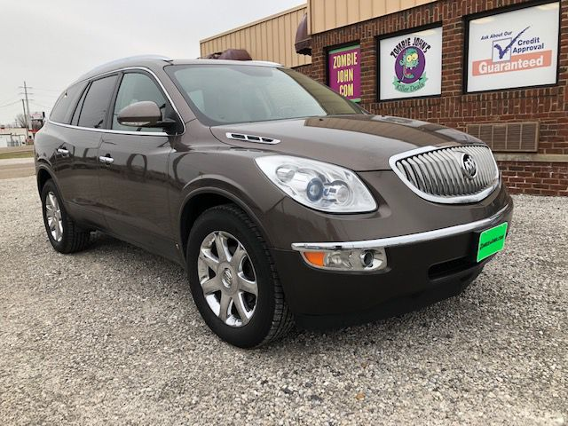 2010 BUICK ENCLAVE CXL for sale at