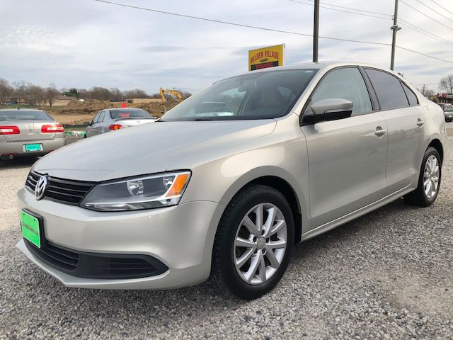 2011 VOLKSWAGEN JETTA SE for sale at Zombie Johns