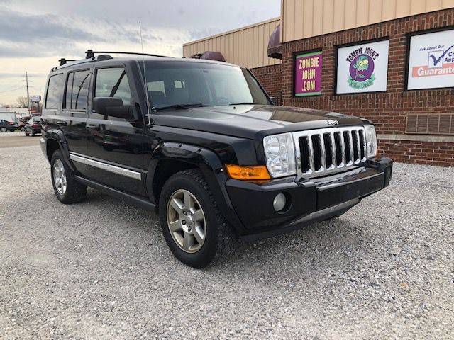 2007 JEEP COMMANDER LIMITED for sale at
