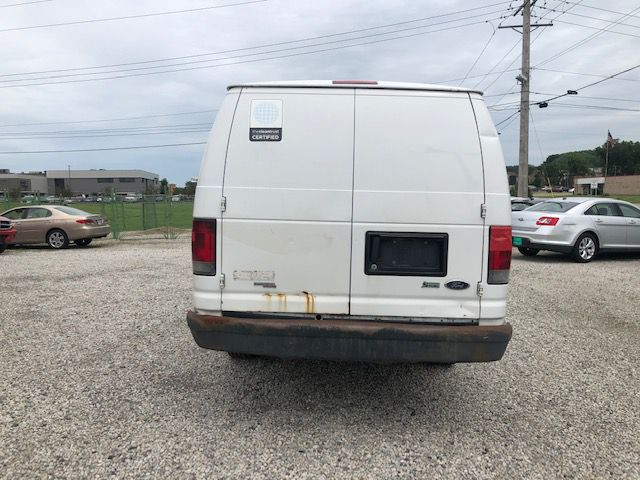 2011 FORD ECONOLINE E250 VAN for sale at Zombie Johns