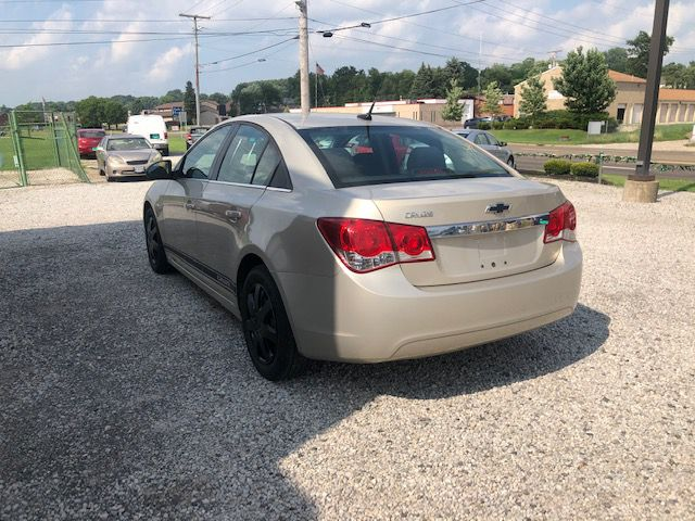 2012 CHEVROLET CRUZE LS for sale at Zombie Johns