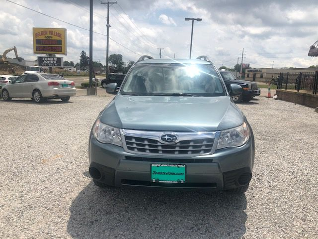 2011 SUBARU FORESTER 2.5X PREMIUM for sale at Zombie Johns
