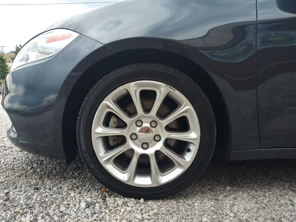 2013 DODGE DART LIMITED for sale at Zombie Johns