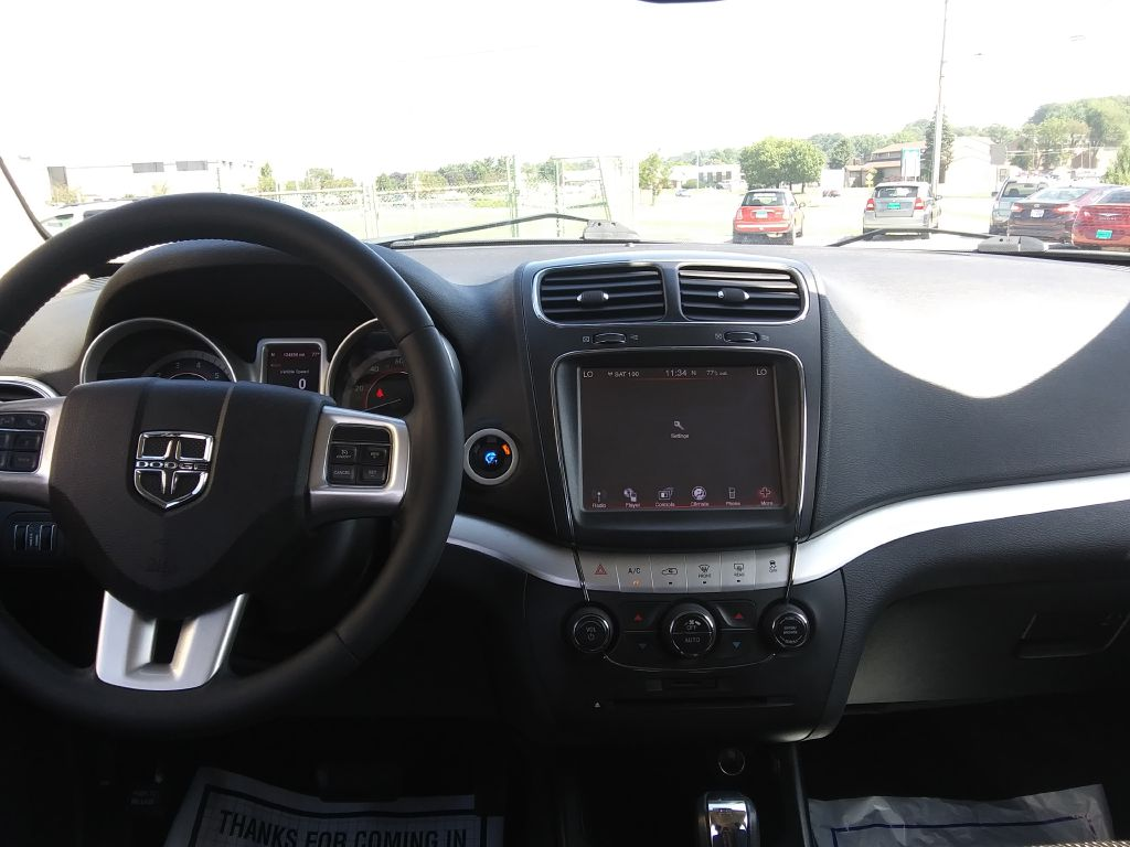 2011 DODGE JOURNEY CREW for sale at Zombie Johns