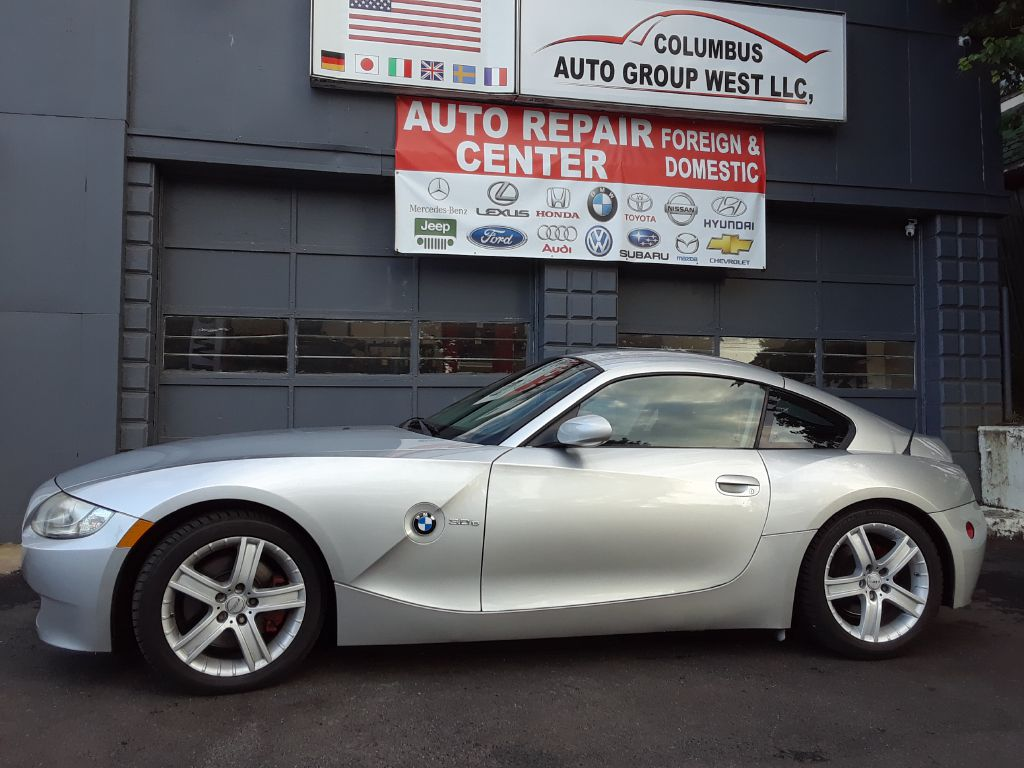 2007 Bmw Z4 Columbus Auto Group West Used Car Sales