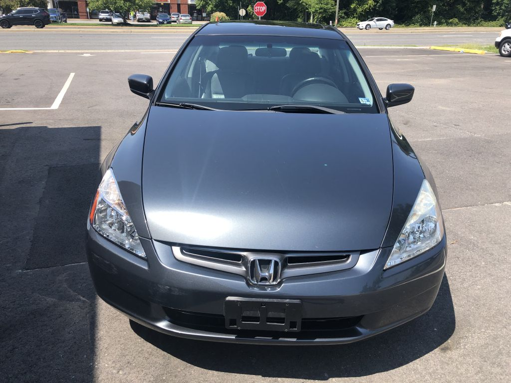 2004 HONDA ACCORD EX for sale at RVA Used Cars