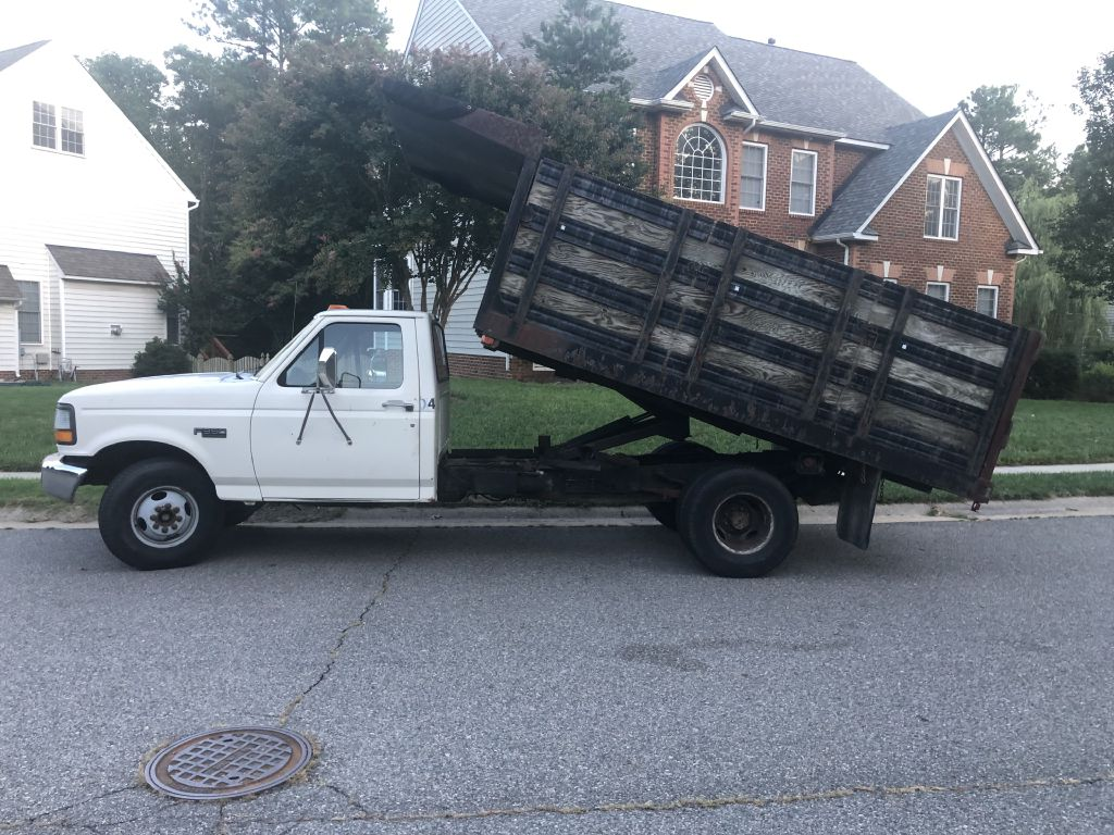 1992 FORD F350  for sale at RVA Used Cars