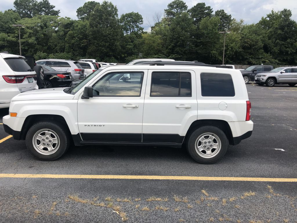 2015 JEEP PATRIOT SPORT for sale at RVA Used Cars
