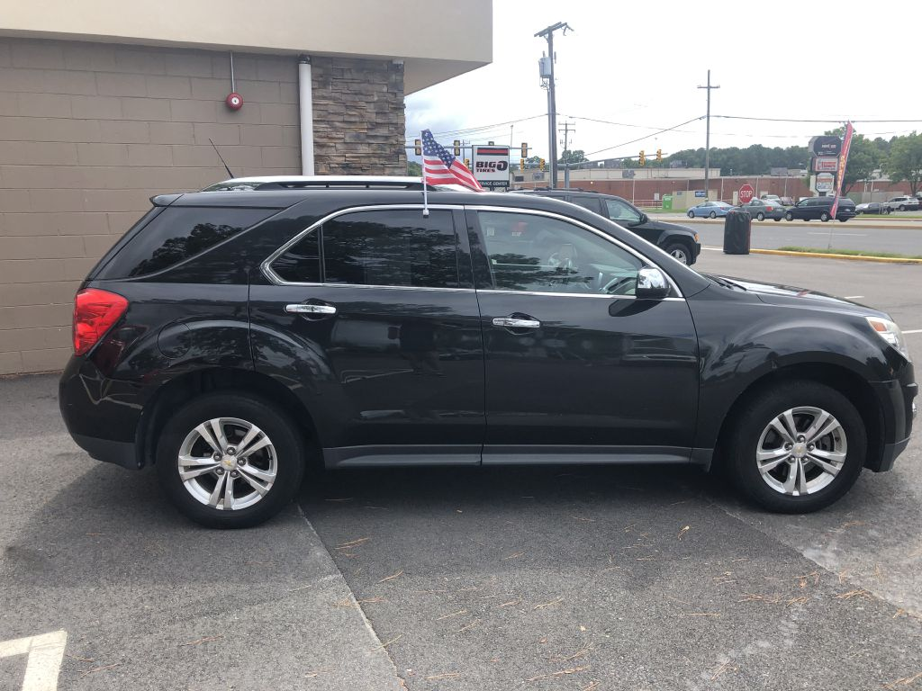 2011 CHEVROLET EQUINOX LTZ for sale at RVA Used Cars