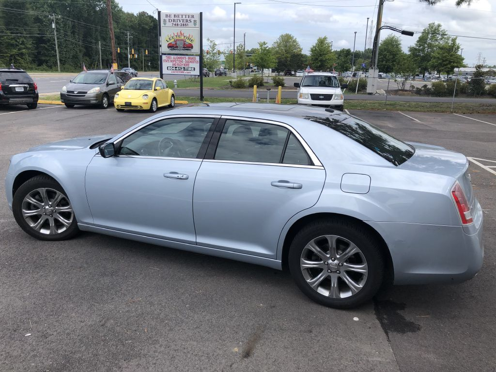 2013 CHRYSLER 300 S for sale at RVA Used Cars