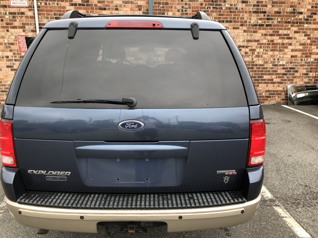 2005 FORD EXPLORER EDDIE BAUER for sale at RVA Used Cars