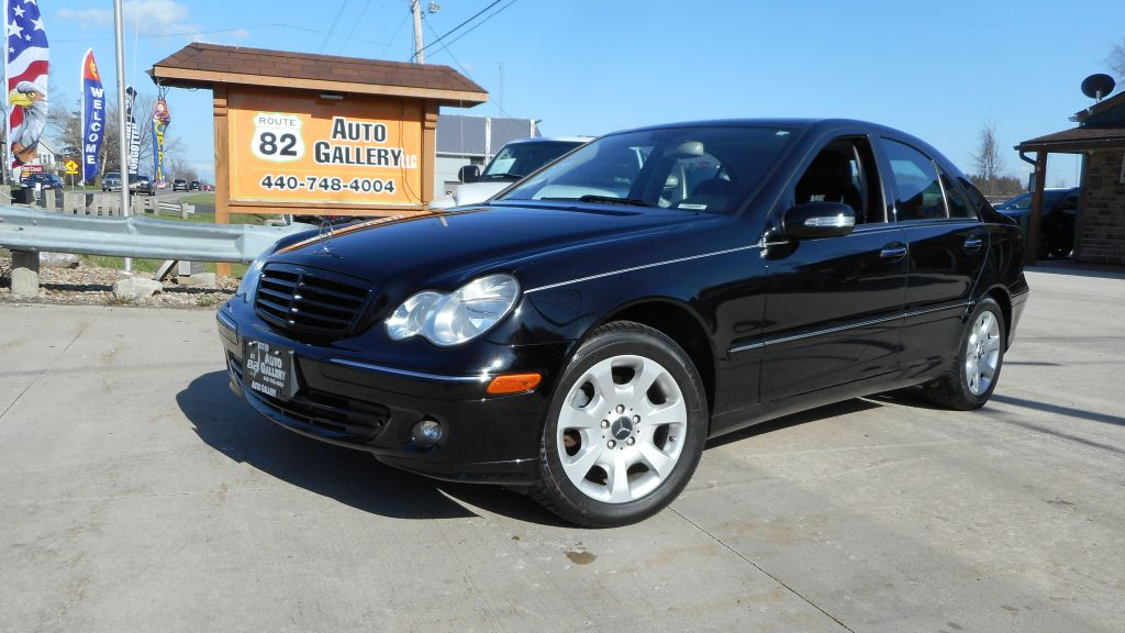 2006 MERCEDES-BENZ C GENERATION 20 280 4MATIC