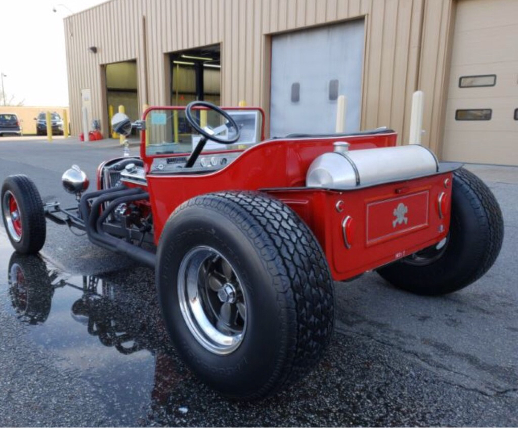 FORD T-BUCKET 2021 FORD/T-BUCKET/