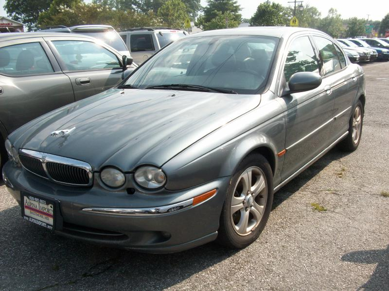 2002 JAGUAR X-TYPE SAJEA51CX2WC59639 KAR G, INC. T/A ALPINA IMPORTS