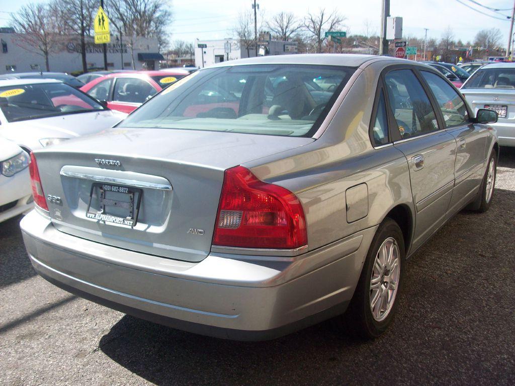 VOLVO S80 2005 VOLVO/S80/YV1TH592251401262