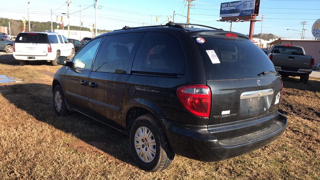 Town And Country Greenwood Sc >> Used 2006 Chrysler Town Country In Greenwood Sc Auto Com 1a4gp45rx6b563461
