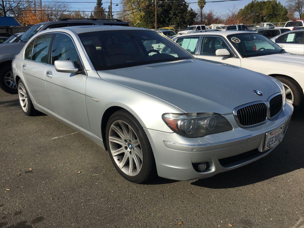 2006 BMW 750 WBAHN83536DT26447 DEALER FINANCE AUTO CENTER LLC