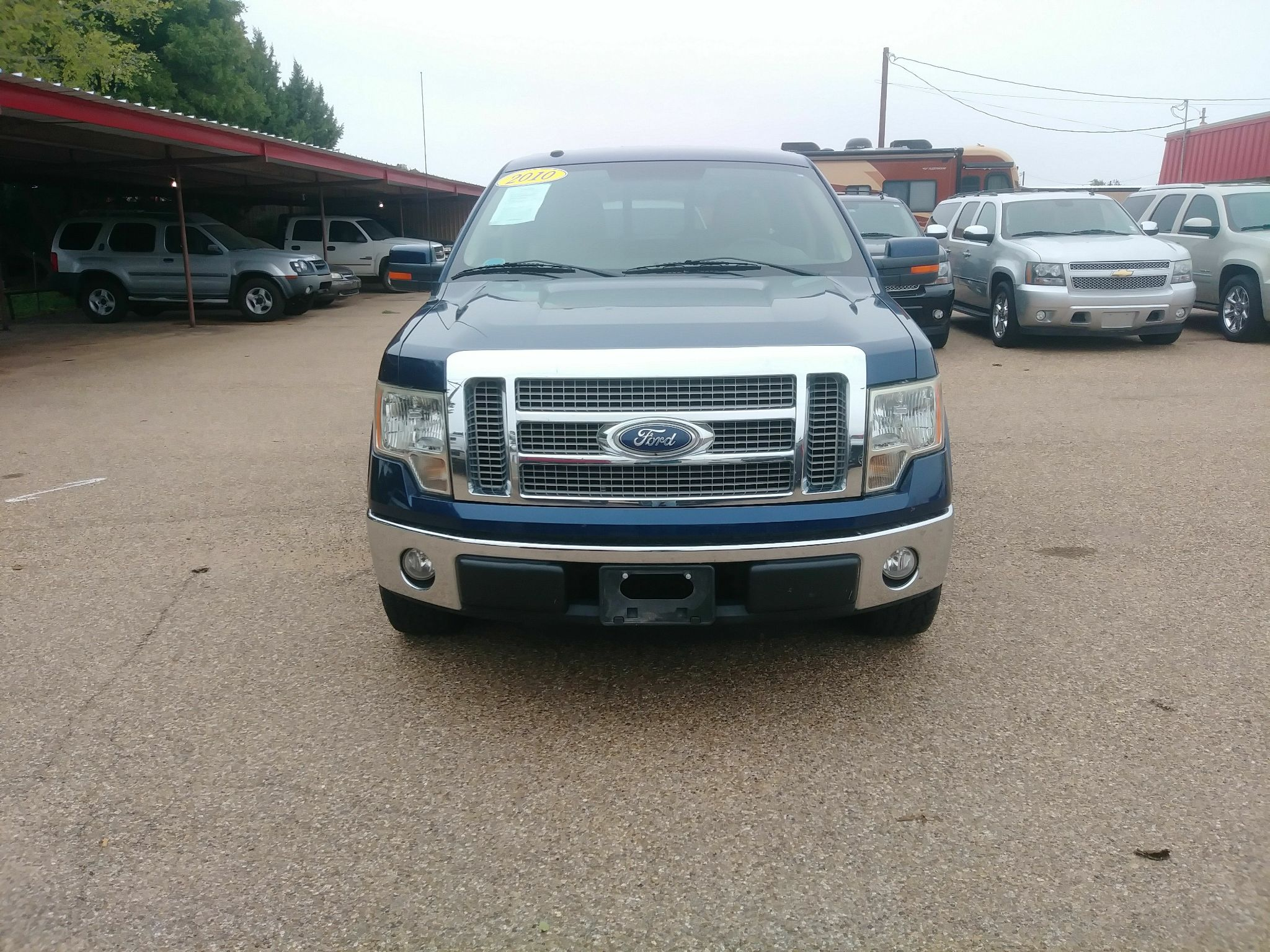 2010 Ford F150 SUPERCREW /
