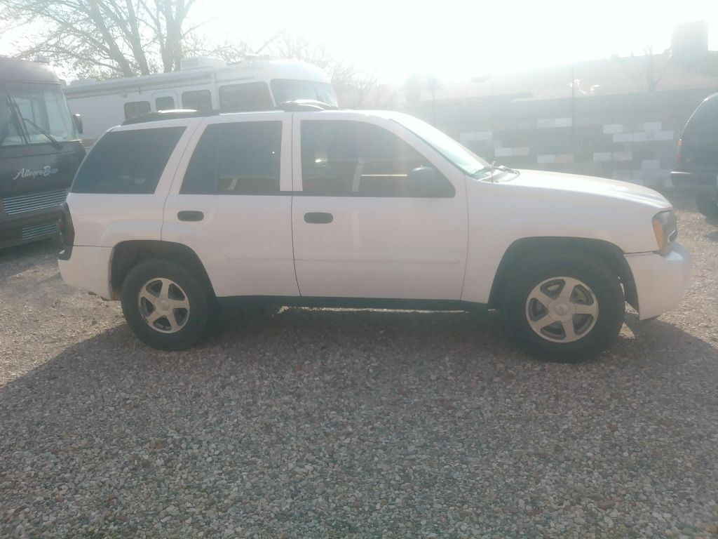 2006 Chevrolet TRAILBLAZER LS /