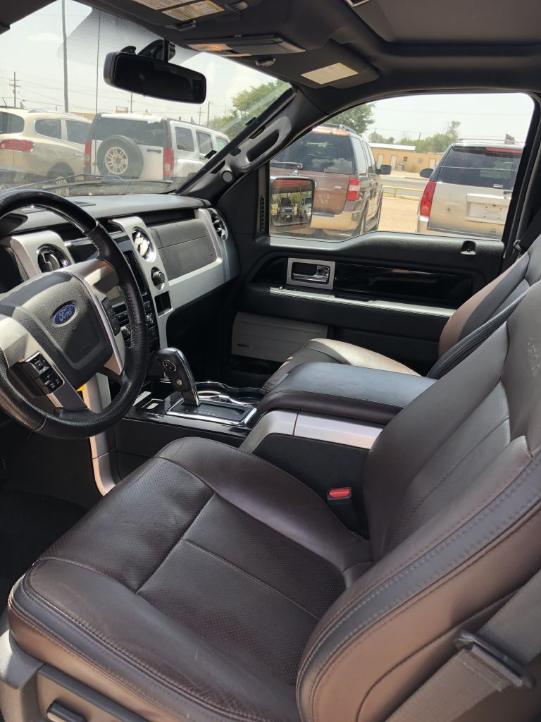 2012 Ford F150 SUPERCREW /