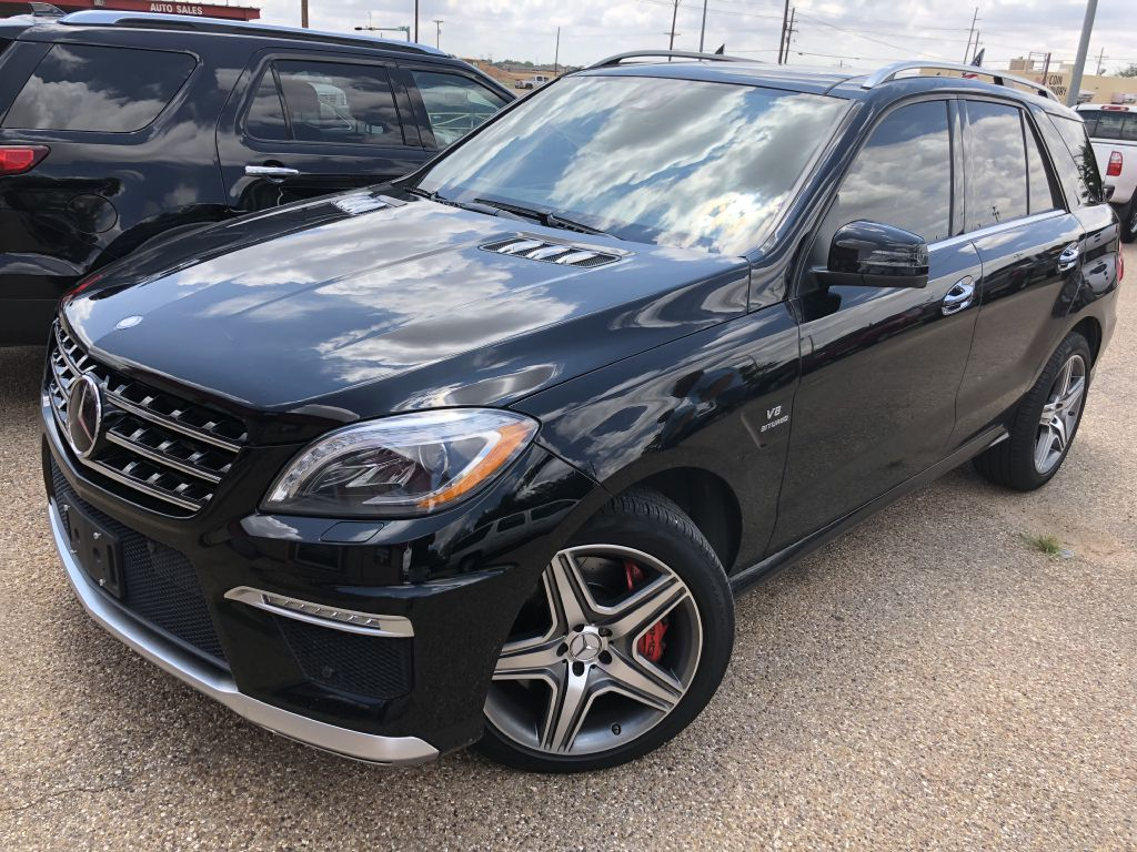 Used Mercedes Lubbock