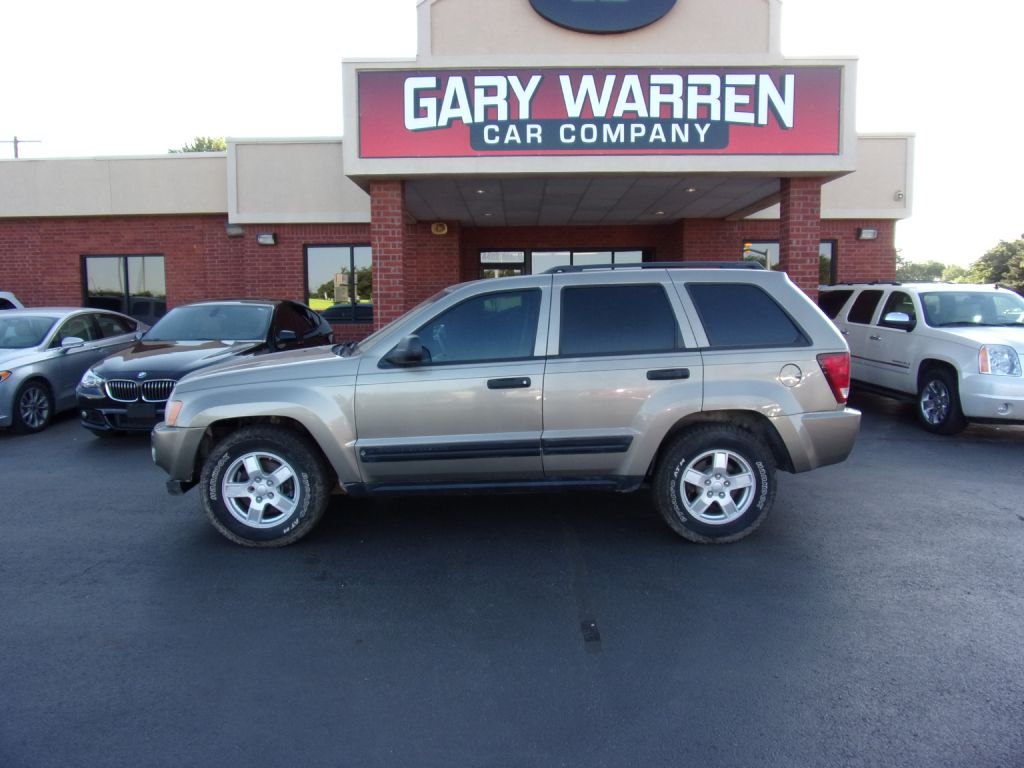 2005 Jeep GRAND CHEROKEE LAREDO / Gary Warren Car Company / Lubbock / TX / 79412