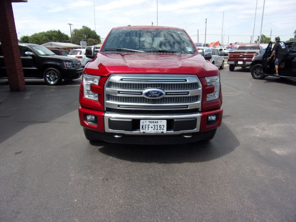 2015 Ford F150 SUPERCREW /