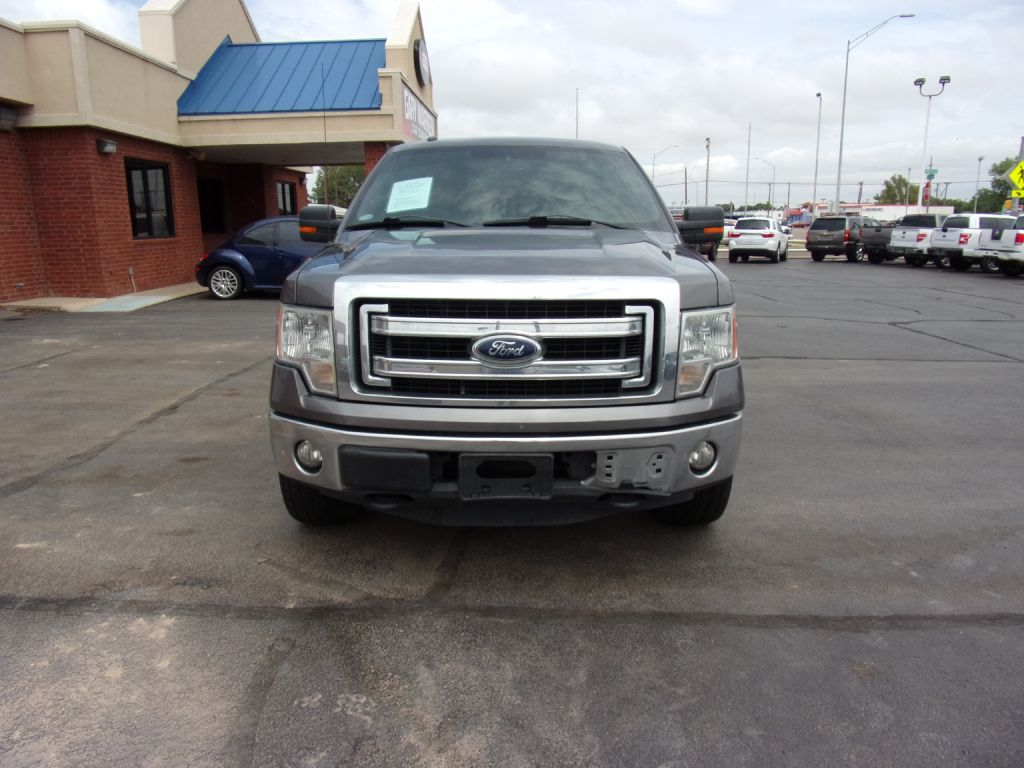 2013 Ford F150 SUPERCREW /