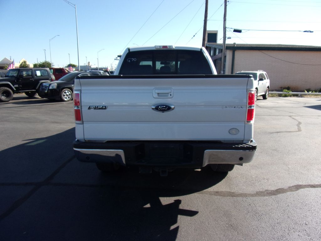 2014 Ford F150 SUPERCREW /