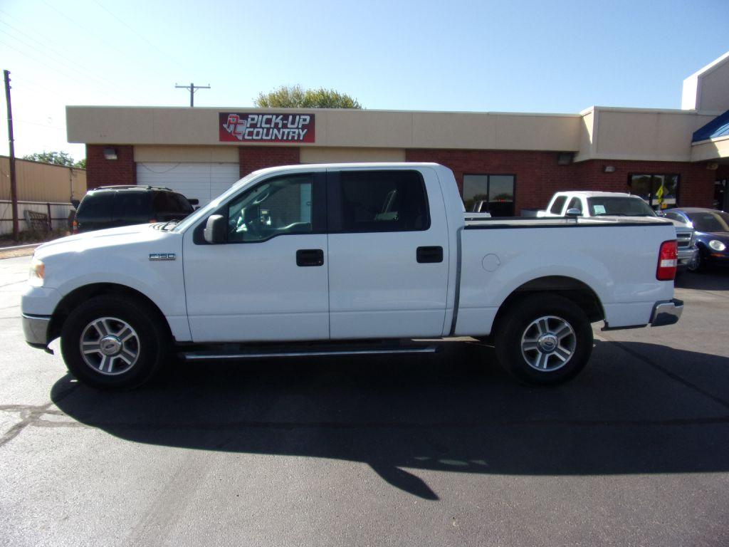 2007 Ford F150 SUPERCREW / Gary Warren Car Company / Lubbock / TX / 79412