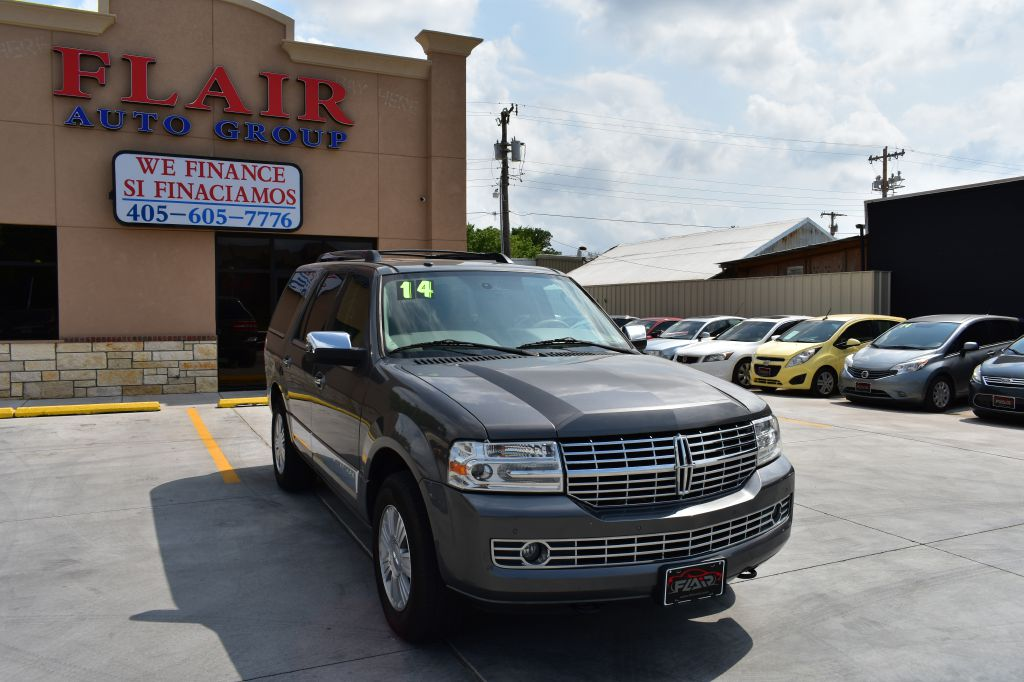 2014 LINCOLN NAVIGATOR 5LMJJ2H51EEL07743 FLAIR AUTO GROUP