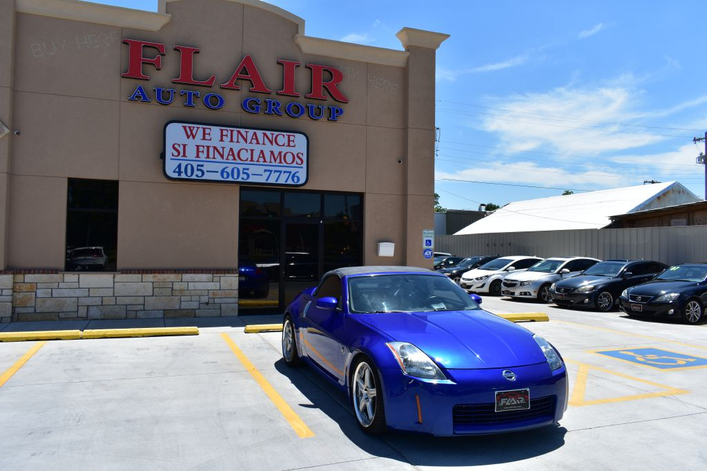 2004 NISSAN 350Z JN1AZ36A74T005215 FLAIR AUTO GROUP