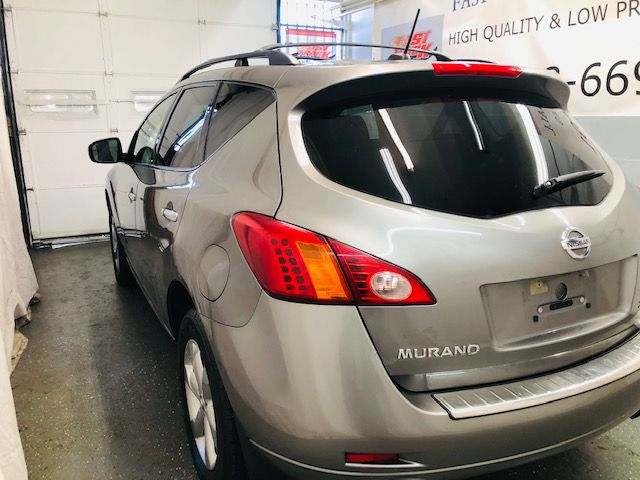 2009 NISSAN MURANO SL for sale at Fast Track Auto Mall