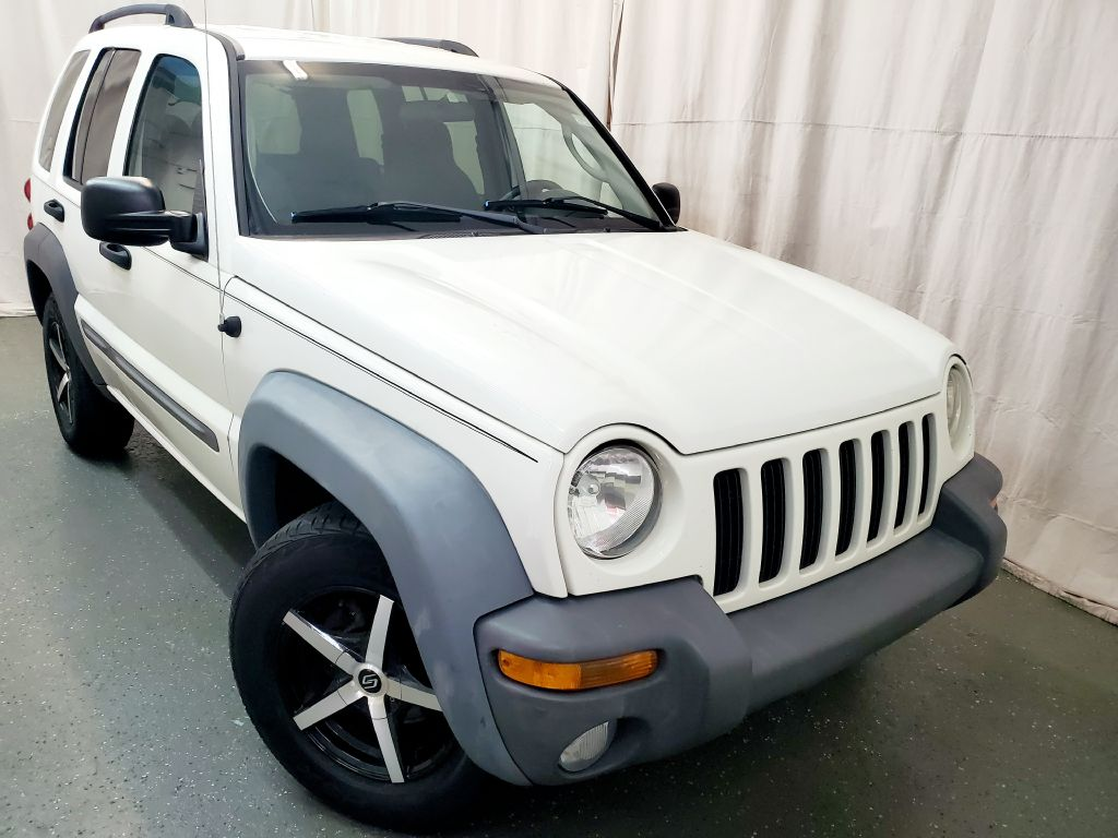 2004 Jeep Liberty Sport For Sale At Fast Track Auto Mall Cleveland Ohio